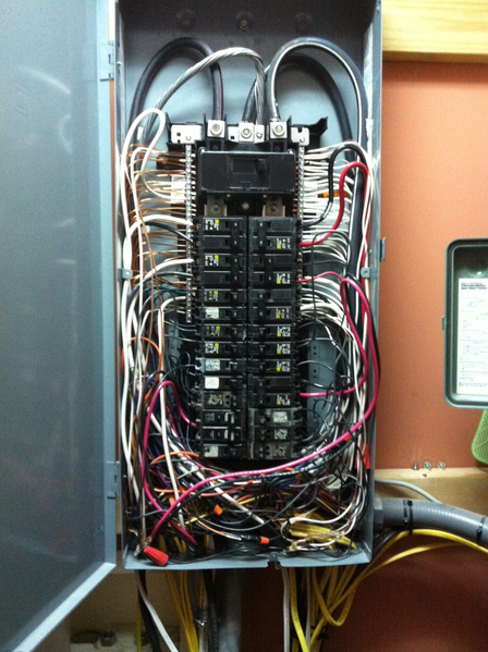 fat electric inc photos rh fatelectricinc com Electrical Code Violations Electrical Outlet Violations